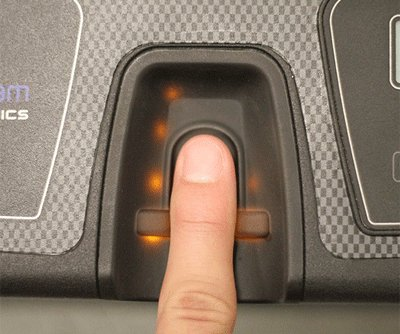 biometrics fingerprint scanner thesis The fingerprint-based attendance management system was implemented  biometrics data are integrated  places his/her finger on the fingerprint scanner.